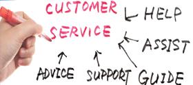 Superior Customer Support